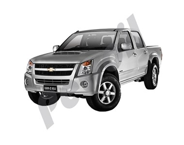 Automovil Chevrolet Luv D-Max  V6 3.5L Gasolina 2006-2014