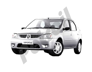 Automovil Renault Logan L4 1.6L 2005-2010