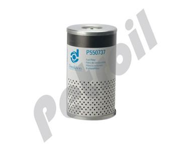 Cabina International 9400i : P550737 filtro donaldson combustible t cartucho camiones